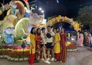 Khai mạc đường hoa Tết Xuân Canh Tý 2020 tại TP Hồ Chí Minh