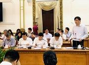Thành phố Hồ Chí Minh cam kết gỡ khó cho doanh nghiệp bất động sản