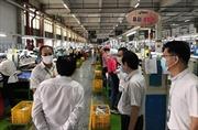 Ngày 16/4, TP Hồ Chí Minhkhắc phục rủi ro lây nhiễm dịch bệnh tại Công ty TNHH PouYuen