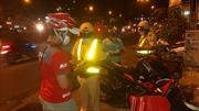 TP Hồ Chí Minh ra quân xử lý tình trạng tụ tập chạy xe trong mùa dịch COVID-19