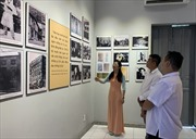 Thăm nơi Bác đã từng sinh sống tại TP Hồ Chí Minh trước khi ra đi tìm đường cứu nước
