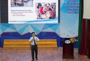 Sinh viên Việt Nam giao lưu với sinh viên quốc tế bàn về nguồn nhân lực 4.0