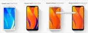Bộ 4 smartphone Vsmart chính thức ra mắt tại Việt Nam, có giá từ 2,49 triệu đồng