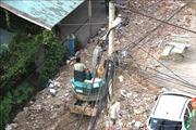 TP Hồ Chí Minh 'mạnh tay' xử lý vi phạm trật tự xây dựng