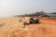 Kết luận về nguyên nhân gãy sập đê kè chống xói lở bờ biển Tam Quan
