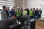 Bí thư Thành ủy Hà Nội kiểm tra Nhà máy nước mặt sông Đuống