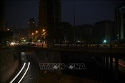 Lại xảy ra mất điện diện rộng tại Venezuela