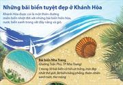 Những bãi biển tuyệt đẹp ở Khánh Hòa