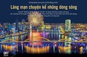 Lễ hội pháo hoa quốc tế Đà Nẵng 2019: Lãng mạn chuyện kể những dòng sông