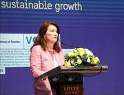Thúc đẩy quan hệ thương mại Việt Nam - Thụy Điển
