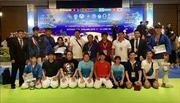 Việt Nam giành nhiều huy chương tại Giải vô địch Kurash trẻ châu Á