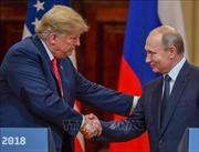 Tổng thống Putin tuyên bố sẵn sàng hội đàm với người đồng cấp Mỹ