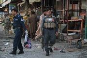Đánh bom làm rung chuyển thành phố ở miền Đông Afghanistan