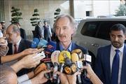Đặc phái viên LHQ gặp Ngoại trưởng Syria