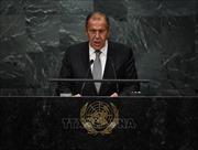 Nga tuyên bố đáp trả việc Mỹ không cấp thị thực cho quan chức Nga