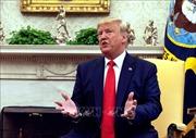 Tổng thống Mỹ lên tiếng về việc sa thải Cố vấn An ninh quốc gia J.Bolton
