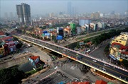 Hà Nội đầu tưxây dựng 4 cầu vượt giảm ùn tắc nội đô