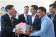 Việt Nam tặng 500 đầu sách cho Thư viện tỉnh Kampong Speu của Campuchia