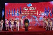 Thanh niên Thủ đô chào mừng thành công Đại hội Hội Liên hiệp Thanh niên Việt Nam lần thứ VIII