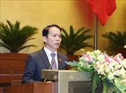 Đề nghị sớm ban hành Nghị quyết sắp xếp các đơn vị hành chính cấp huyện, xã