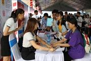 Sôi động thị trường việc làm cuối năm ở TP Hồ Chí Minh