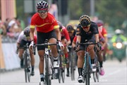SEA Games 30: Nguyễn Thị Thật đoạt HCV đua xe đạp