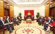 Thúc đẩy mạnh mẽ hơn đầu tư của Hoa Kỳ vào Việt Nam
