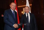 Diễn biến căng thẳng mới trong quan hệ Thổ Nhĩ Kỳ - Nga