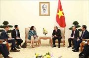 Phó Thủ tướng Trương Hòa Bình tiếp Bộ trưởng Khoa học và Nghệ thuật bang Hessen, Đức