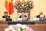 Phiên họp thứ 30 Ủy ban Thường vụ Quốc hội khóa XIV sẽ diễn ra ngày 10/1