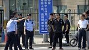 Trung Quốc phong tỏa khu vực Đại sứ quán Mỹ sau vụ nổ