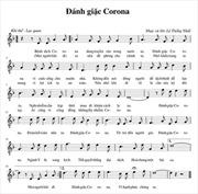 Ra đời các ca khúc cổ vũ tinh thần vượt qua COVID-19