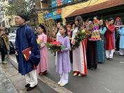 Gìn giữ giá trị văn hoá truyền thống 'Tết Phố'