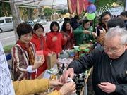Hội chợ Xanh 2020 của TTXVN: Gian hàng của báo Tin tức đạt giải Nhì