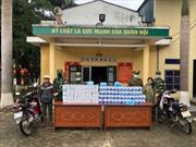 Lạng Sơn thu giữ 119.000 khẩu trang không hóa đơn chứng từ