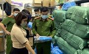 Phát hiện lô vật tư y tế chống dịch COVID-19 có dấu hiệu làm giả tại Hà Nội