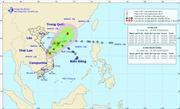 Hai cơn áp thấp nhiệt đới gặp một cơn bão ngoài biển Đông: Hiệu ứng thời tiết hiếm gặp