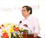 Tăng cường phối hợp giữa Đảng ủy Khối các cơ quan TƯ với các cơ quan tỉnh, thành phố