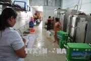 Đình chỉ cơ sở cung cấp suất ăn vi phạm an toàn thực phẩm