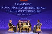 Người tiêu dùng đã chuyển từ 'ưu tiên' sang 'tự hào' dùng hàng Việt