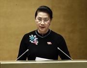 Toàn văn bài phát biểu của Chủ tịch Quốc hội kết thúc phiên chất vấn và trả lời chất vấn