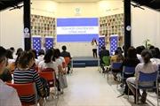 Tập làm đại biểu Quốc hội, giới trẻ đề xuất giải pháp thanh toán xuyên biên giới