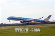 Vietnam Airlines lùi giờ các chuyến bay đến Phố Đông  - Thượng Hải do bão Ampil