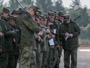 Tổng thống Putin sa thải hàng loạt Tướng trước thềm tập trận lớn nhất từ thời Liên Xô