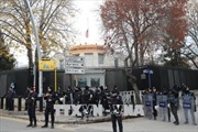 Say rượu, tấn công Đại sứ quán Mỹ tại Thổ Nhĩ Kỳ