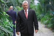 Lịch trình đặc biệt của Chủ tịch Cuba Diaz-Canel trong lần đầu tiên đến Mỹ