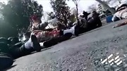 Video tay súng bắn thẳng vào lễ diễu binh tại Iran khiến hơn 30 người thương vong