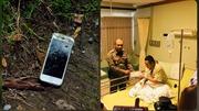 Viên cảnh sát Thái Lan may mắn sống sót nhờ iPhone đỡ đạn