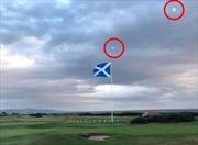 UFO 'lởn vởn' gần sân golf của Tổng thống Trump?