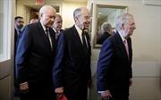 Quốc hội Mỹ tràn ngập nghị sĩ già